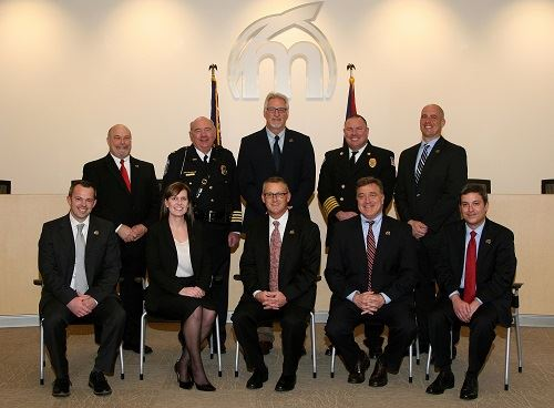 Photo of Marysville Executive Staff