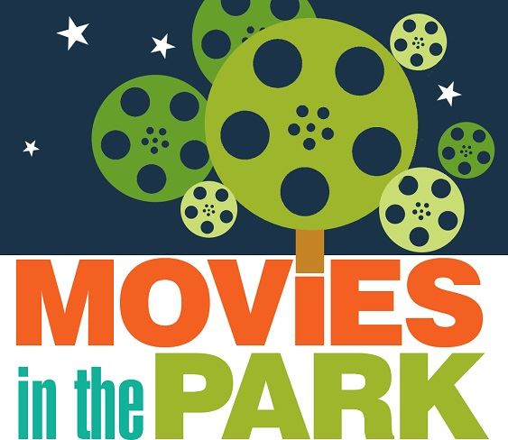 Image of Movies in the Park logo