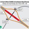 Scottslawn US 33 Closure