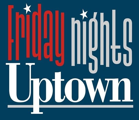 Friday Nights Uptown Logo for 2019