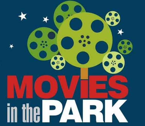 2019 Movies in the Park logo