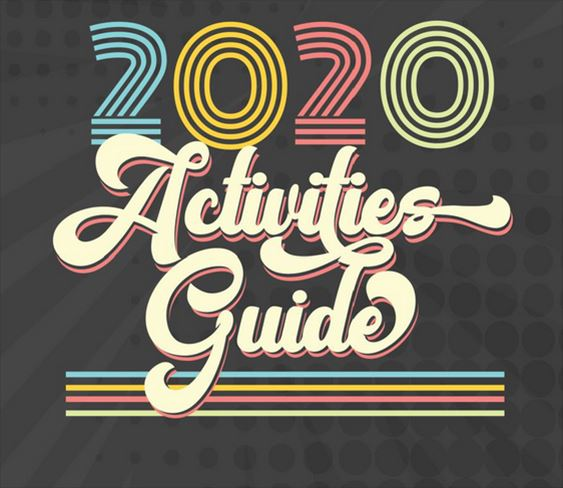 Image of 2020 Activities Guide Cover