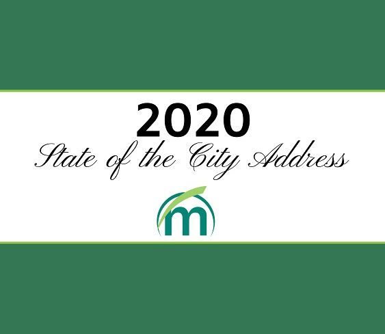 2020 State of the City Address in text