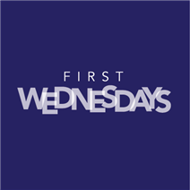 Photo of First Wednesdays logo
