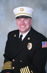 Photo of Fire Chief Jay Riley
